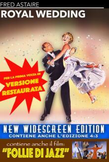 Royal Wedding - The Merry Widow (DVD) di Stanley Donen,H.C. Potter - DVD