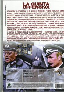 La quinta offensiva di Stipe Delic - DVD - 2