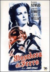 Cover Dvd maschera di ferro (DVD)