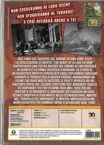 Il risveglio del dinosauro di Eugene Louriè - DVD - 2