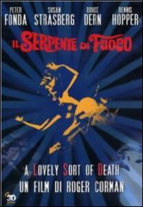 Il serpente di fuoco di Roger Corman - DVD