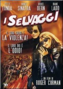 I selvaggi di Roger Corman - DVD