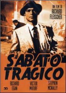 Sabato tragico di Richard O. Fleischer - DVD