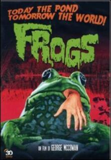 Frogs di George McCowan - DVD