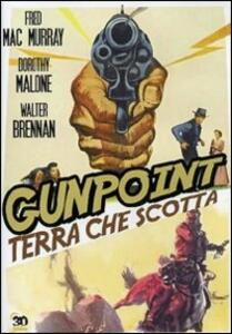 Gun Point. Terra che scotta di Earl Bellamy - DVD
