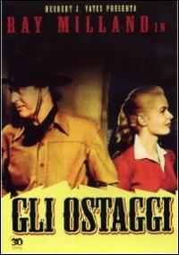 Cover Dvd ostaggi (DVD)