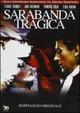 Cover Dvd DVD Sarabanda tragica
