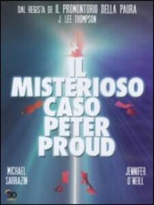 Misterioso caso di Peter Proud di Jack Lee Thompson - DVD