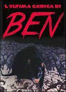L' ultima carica di Ben di Phil Karlson - DVD