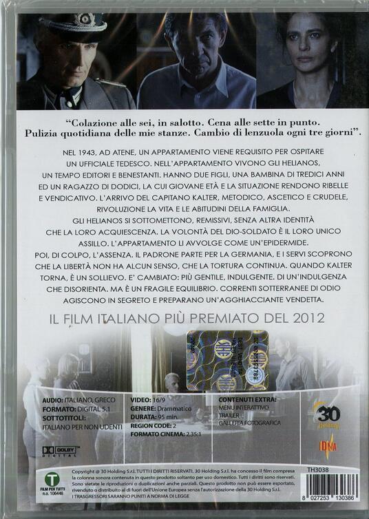 Appartamento ad Atene di Ruggero Dipaola - DVD - 2