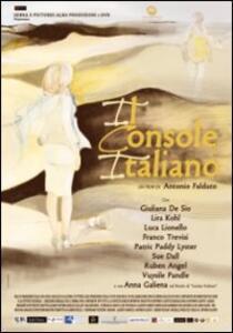 Il console italiano di Antonio Falduto - DVD