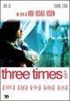 Cover Dvd DVD Three Times