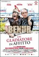 Cover Dvd DVD Benur - Un gladiatore in affitto
