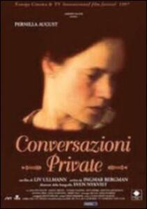 Conversazioni private di Liv Ullmann - DVD