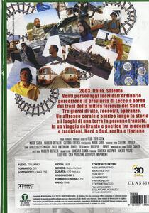 Italian sud est di Davide Barletti,Edoardo Cicchetti,Lorenzo Conte,Mattia Mariani,Fluid Video Crew - DVD - 2