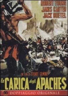 La carica degli Apaches di Stuart Gilmore - DVD
