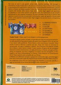 Naccio & Pomm. Vol. 2. Il grande ponte di Fusako Yusaki - DVD - 2