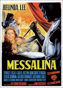 Messalina, Venere Imperatrice di Vittorio Cottafavi - DVD