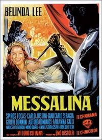Locandina Messalina, Venere imperatrice