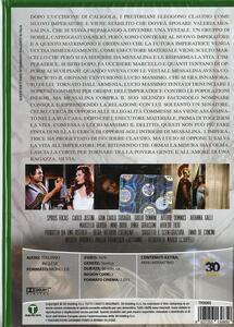 Messalina, Venere Imperatrice di Vittorio Cottafavi - DVD - 2