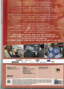 4 giganti a Milano di Andrea Bellati - DVD - 2