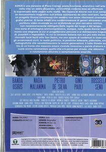 Adius. Piero Ciampi ed altre storie di Ezio Alovisi - DVD - 2