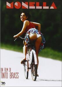 Monella di Tinto Brass - DVD