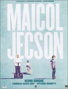 Maicol Jecson di Francesco Calabrese,Enrico Audenino - DVD