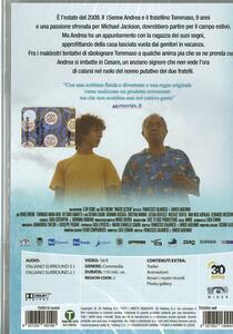 Maicol Jecson di Francesco Calabrese,Enrico Audenino - DVD - 2