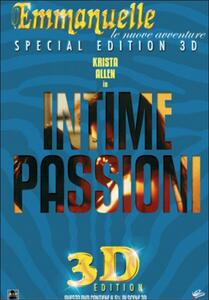 Emmanuelle. Intime passioni 3D Edition<span>.</span> Special Edition di Kevin Alber - DVD