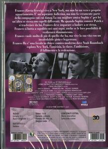 Frances Ha di Noah Baumbach - DVD - 2