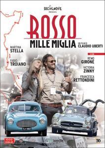 Rosso Mille Miglia di Claudio Uberti - DVD