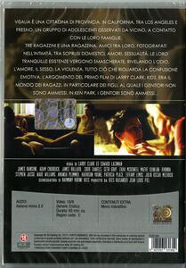 Ken Park di Larry Clark,Harry Lachman - DVD - 2