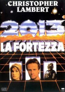 2013. La fortezza di Stuart Gordon - DVD