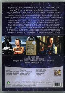 2013. La fortezza di Stuart Gordon - DVD - 2
