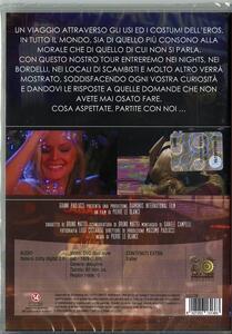 Viaggio ai confini dell'eros di Pierre Le Blanc - DVD - 2