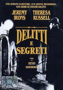 Delitti e segreti (DVD) di Steven Soderbergh - DVD