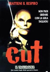 Cut. Il tagliagole (DVD) di Kimble Rendall - DVD