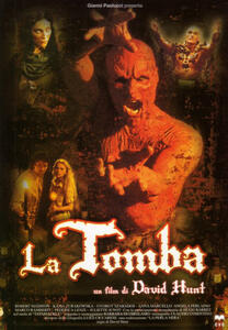 La Tomba (DVD) di David Hunt - DVD