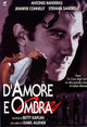 Cover Dvd D'amore e ombra