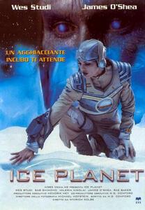 Ice Planet di Winrich Kolbe - DVD
