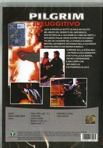 Pilgrim. Il fuggitivo (DVD) di Harley Cokeliss - DVD - 2