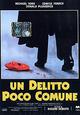 Cover Dvd DVD Un delitto poco comune