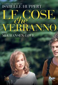 Le cose che verranno (DVD) di Mia Hansen-Love - DVD