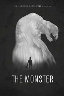The Monster (DVD) di Bryan Bertino - DVD