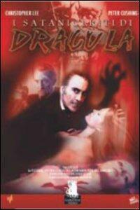 I satanici riti di Dracula di Alan Gibson - DVD