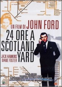 Locandina 24 ore a Scotland Yard