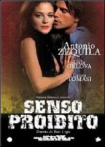 Senso proibito di Tani Capa - DVD