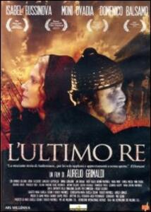 L' ultimo re di Aurelio Grimaldi - DVD