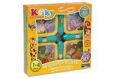 Kliky Puzzle Orange Safari